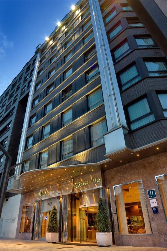 HOTEL GRAN VIA LOGROÑO - Hotel cerca del Aeropuerto de Logroño - Agoncillo