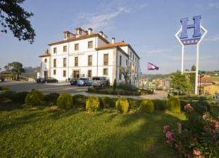 HOTEL PALACIO DE LA MAGDALENA - Hotel cerca del Aeropuerto de Asturias