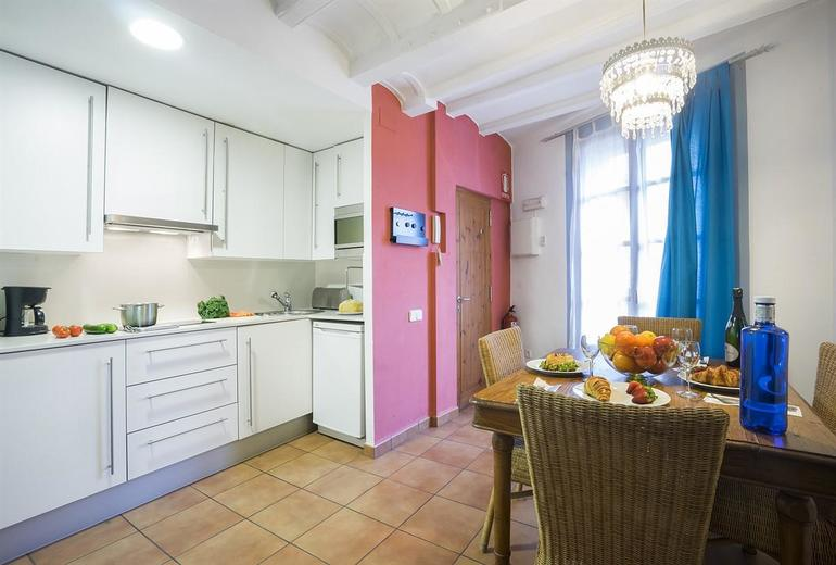 LOVELY APARTMENT IN BARCELONA (4 GUESTS) - Hotel cerca del Bar L'Ametller