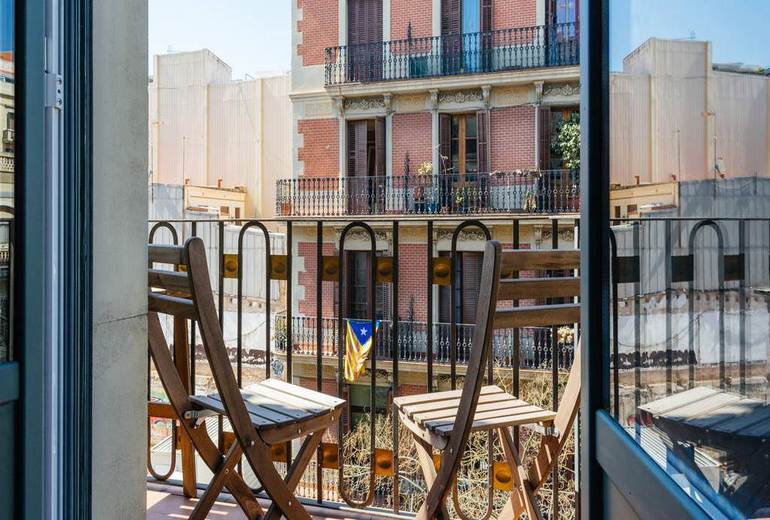 INCREDIBLE APARTMENT IN BARCELONA (4 GUESTS) - Hotel cerca del Bar Entresòl