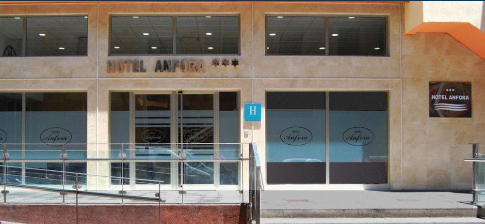 HOTEL ANFORA - Hotel cerca del Aeropuerto de Melilla