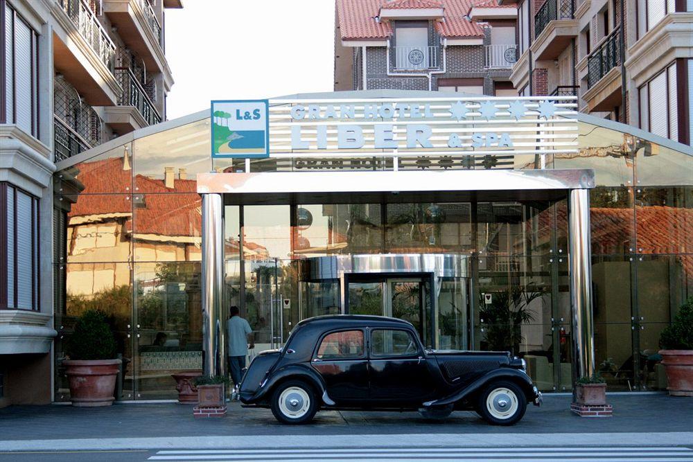 GRAN HOTEL LIBER & SPA GOLF - Hotel cerca del Playa de Berria