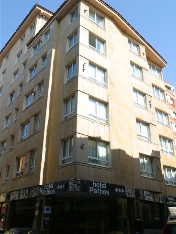 CELUISMA PATHOS - Hotel cerca del Estadio El Molinón