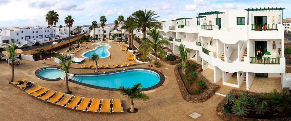 ACUARIO SOL APARTAMENTOS - Hotel cerca del Aeropuerto de Lanzarote