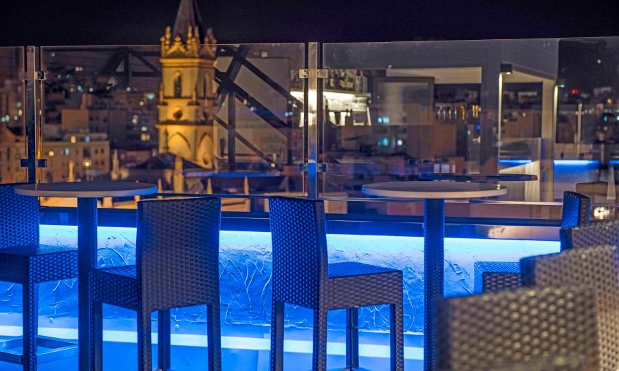 SALLES MALAGA CENTRO - Hotel cerca del Jardín Botánico-Histórico Parque de la Concepción