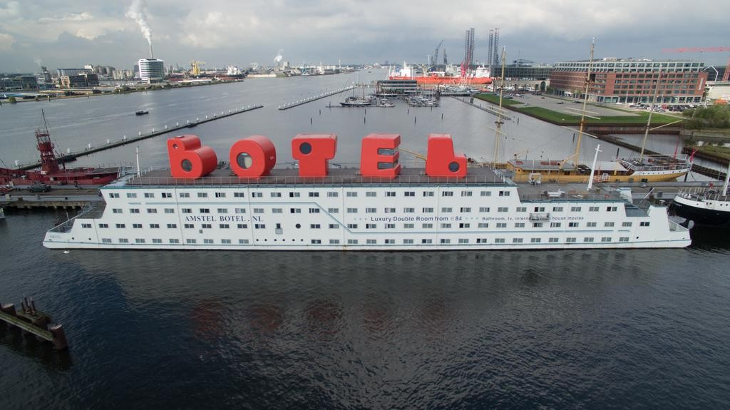 Amstel Botel Hotel (amstel Botel Hotel)