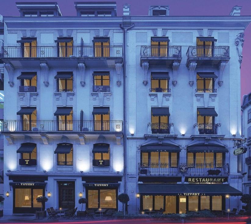 Hotel Domus Selecta Tiffany