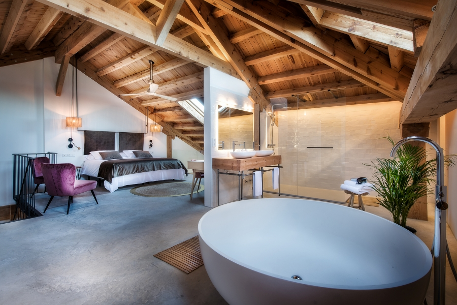 Hotel Domus Selecta La Fabrica Del Canal - Adults Only