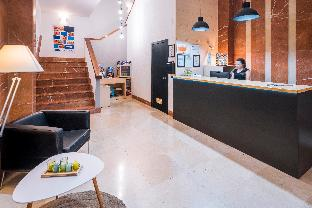 CATALUNYA EXPRESS HOTEL - Hotel cerca del Jardines del Milagro