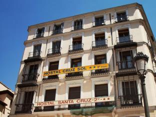 HOSTAL CRUZ SOL - Hotel cerca del Puerta del Sol