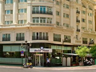 MELIA PLAZA - Hotel cerca del Estación  Joaquín Sorolla