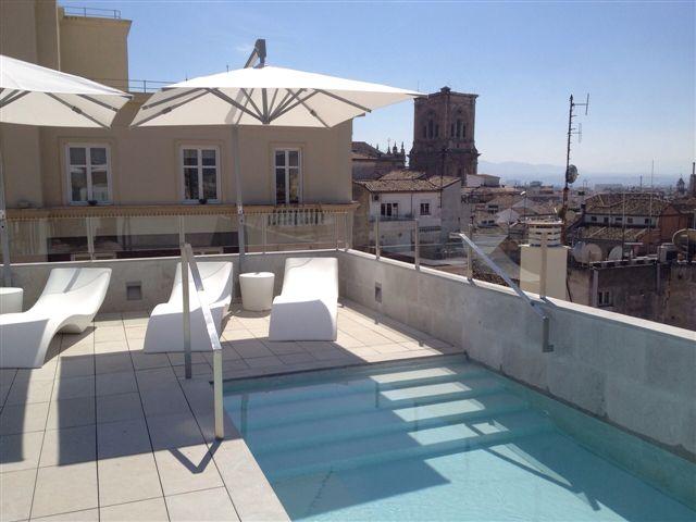 GRANADA FIVE SENSES ROOM AND SUITES - Hotel cerca del Parque García Lorca de Granada