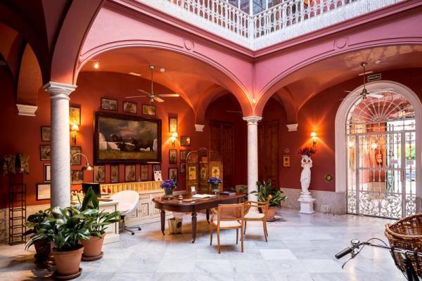 Hotel Domus Selecta Casa Palacio Conde De La Corte