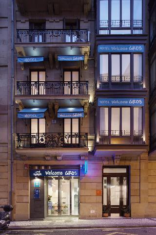 WELCOME GROS HOTEL - Hotel cerca del Estadio de Anoeta