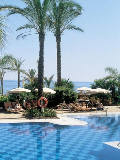 Baño Turco Jacinto Benavente:Hotel Fuerte Miramar en Marbella