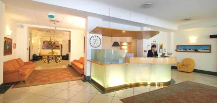 Hotel Grande Albergo Sole en Palermo