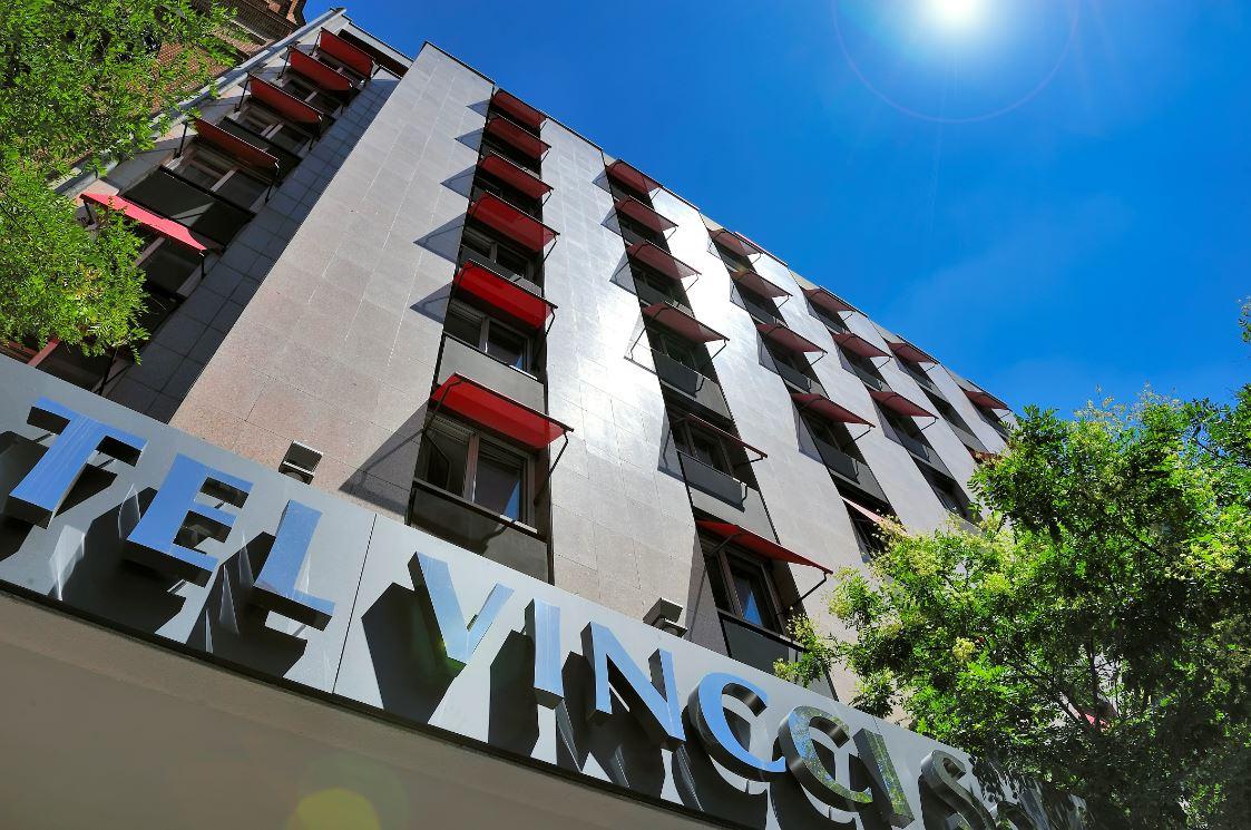 VINCCI SOMA - Hotel cerca del Hospital Gregorio Marañón