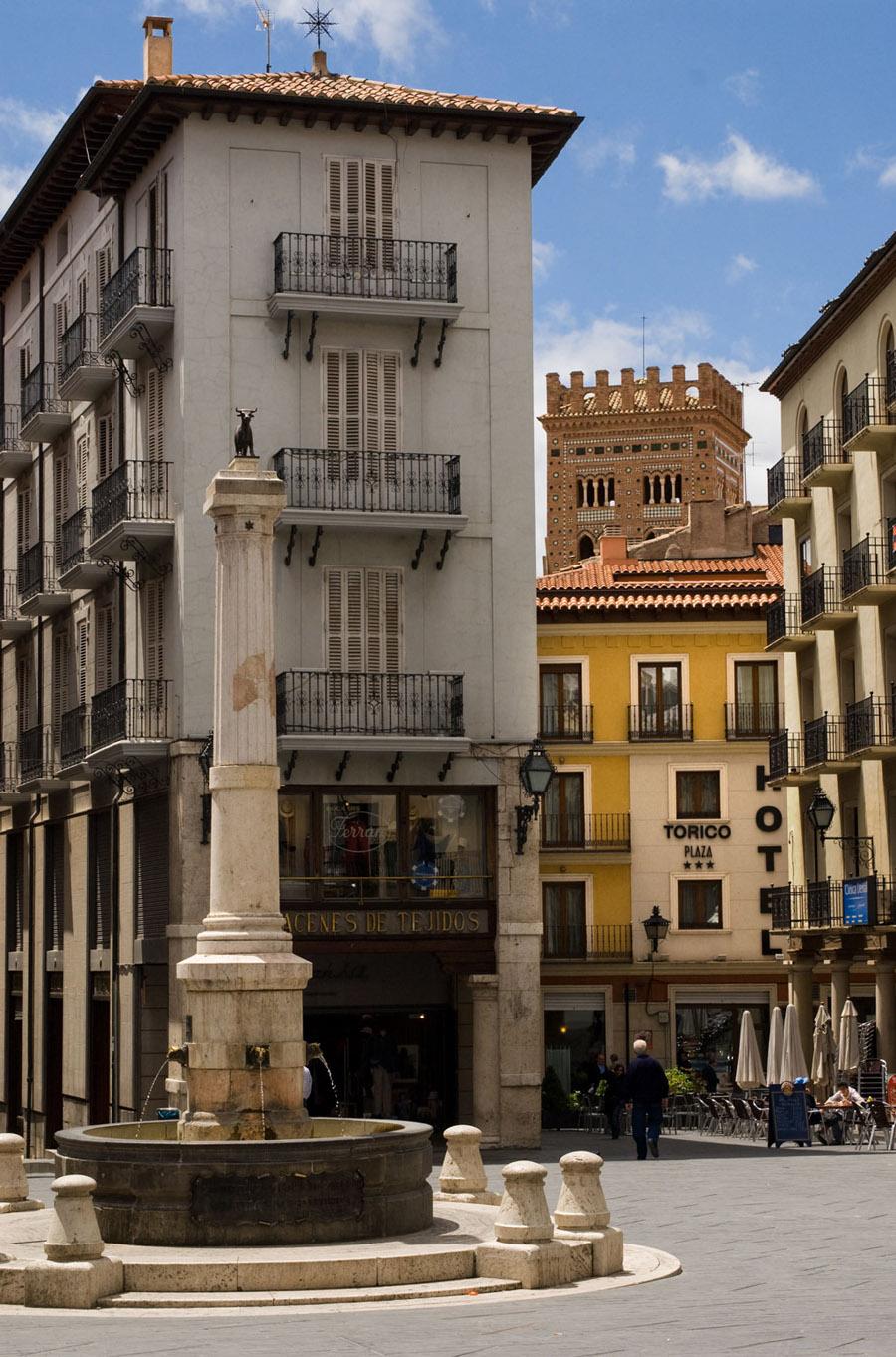 TORICO PLAZA - Hotel cerca del Plaza de Toros de Teruel