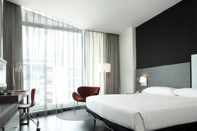 HOTEL ILUNION ATRIUM - Hotel cerca del Estadio de la Peineta