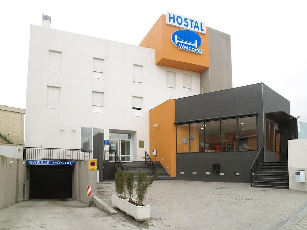HOSTAL WELCOME - Hotel cerca del Faunia