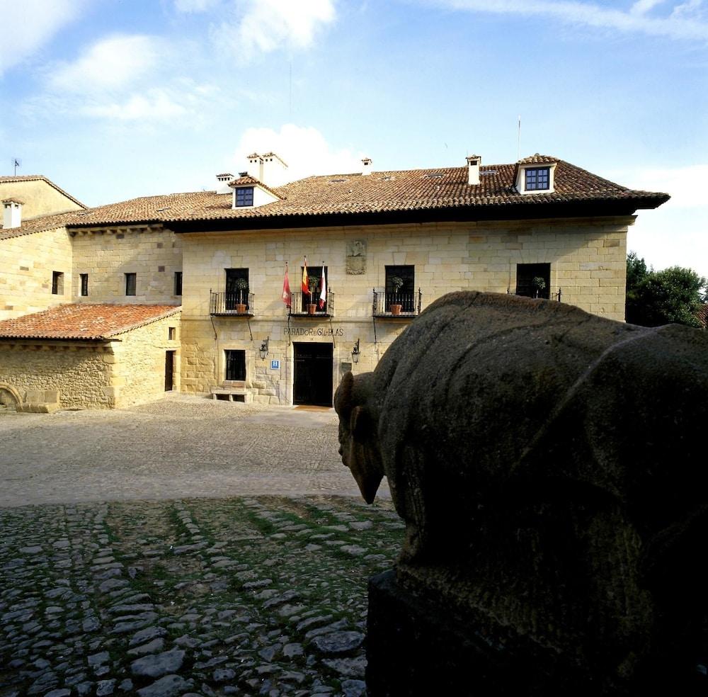 PARADOR DE SANTILLANA DE GIL BLAS - Hotel cerca del Cueva de Altamira