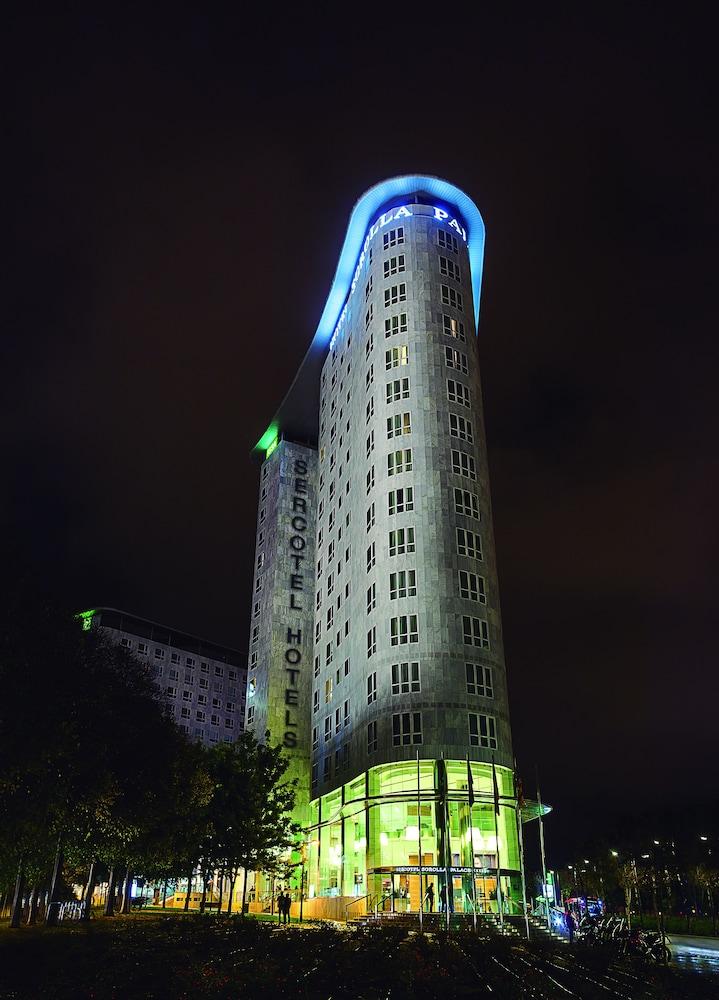 SERCOTEL SOROLLA PALACE - Hotel cerca del Casino de Valencia