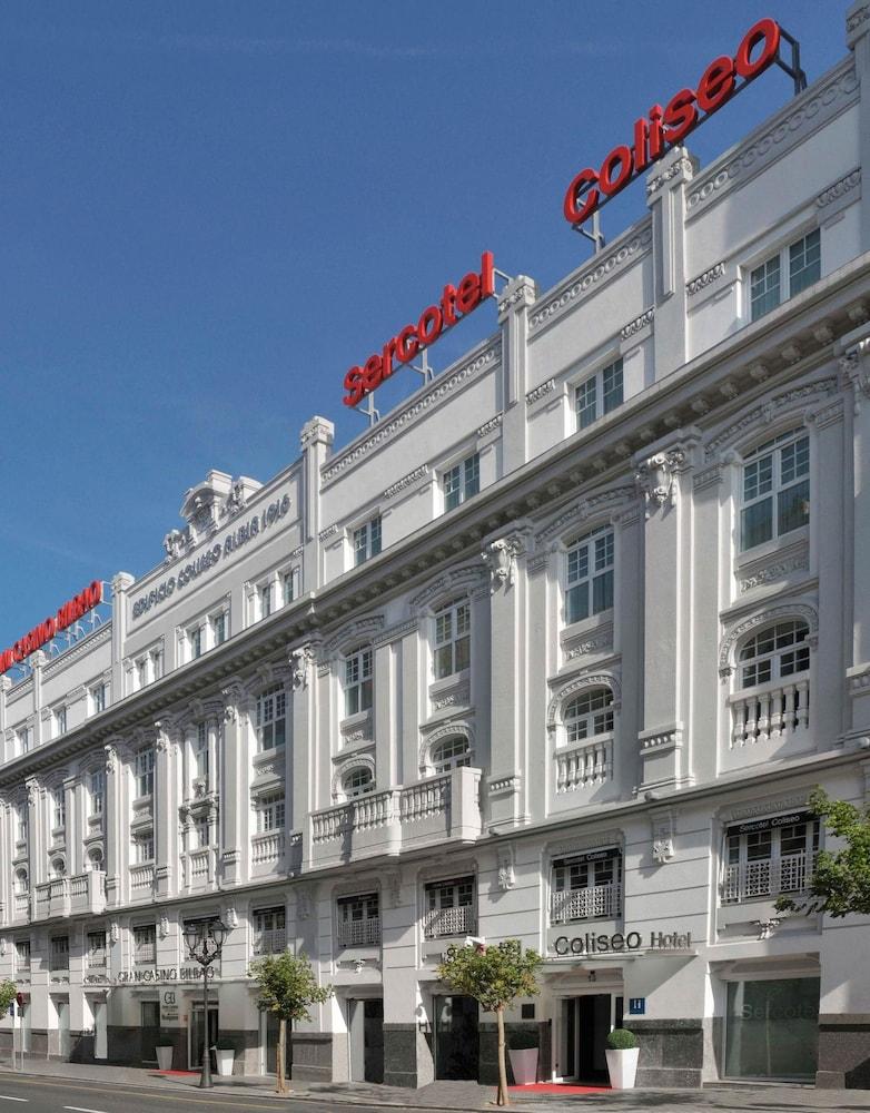SERCOTEL COLISEO BILBAO ASCEND HOTEL COLLECTION - Hotel cerca del Bar-Restaurante Ambigú