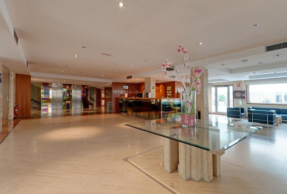TRYP VALENCIA AZAFATA HOTEL - Hotel cerca del Feria de Valencia