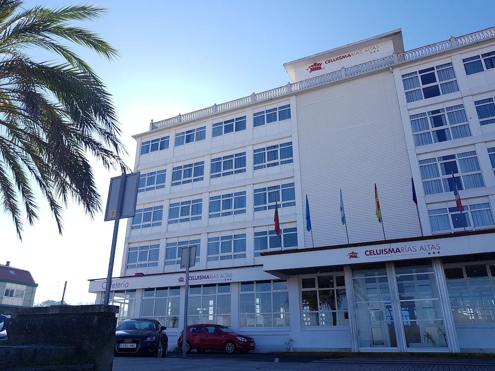 HOTEL CITY HOUSE RÍAS ALTAS - Hotel cerca del Torre de Hércules