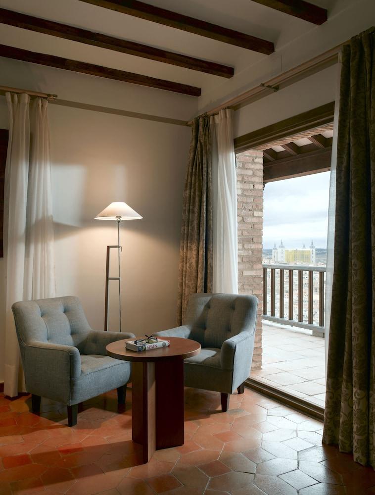 PARADOR DE TOLEDO - Hotel cerca del Club de Golf Pablo Hernández
