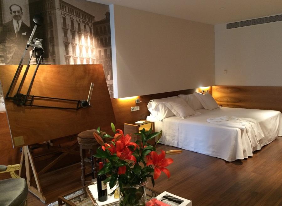 GRAN HOTEL LA PERLA - Hotel cerca del Estadio Reyno de Navarra