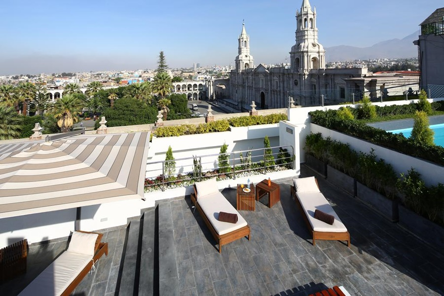 Hotel Casa Andina Select Arequipa Plaza
