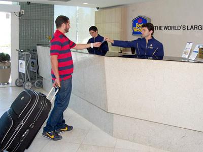 Hotel Best Western Pier Vitoria en Vitória