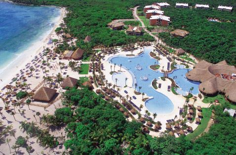 hotel grand palladium kantenah: