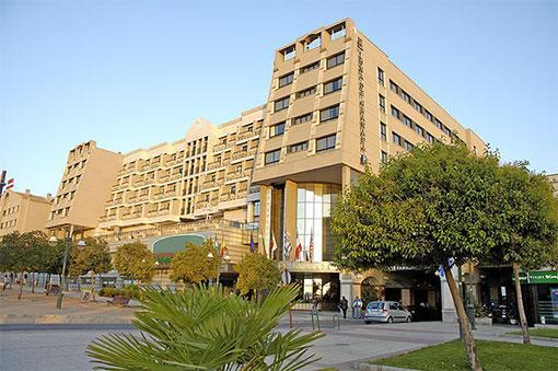 GRAN HOTEL LUNA DE GRANADA - Hotel cerca del Estadio de Los Cármenes
