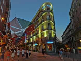 PRECIADOS - Hotel cerca del Puerta del Sol