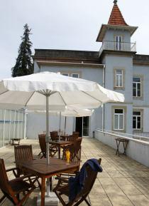 Dormir en Hotel Pousada De Braga-Sao Vicente en Braga