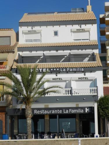 HOTEL LA FAMILIA - Hotel cerca del Club de Golf Bonalba