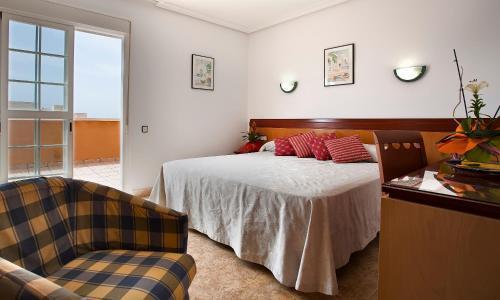 HOTEL BLANCA BRISA CABO DE GATA - Hotel cerca del Playa de Mónsul