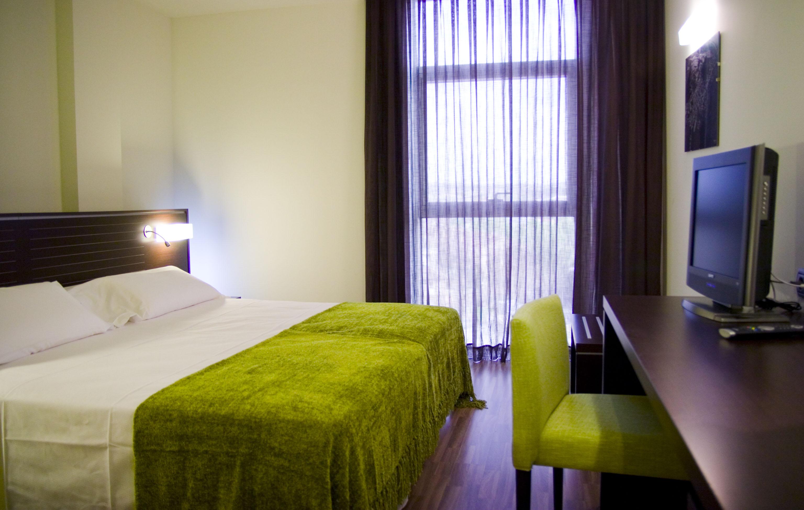 hotel Hotel Castillo de Ayud en la población de Calatayud