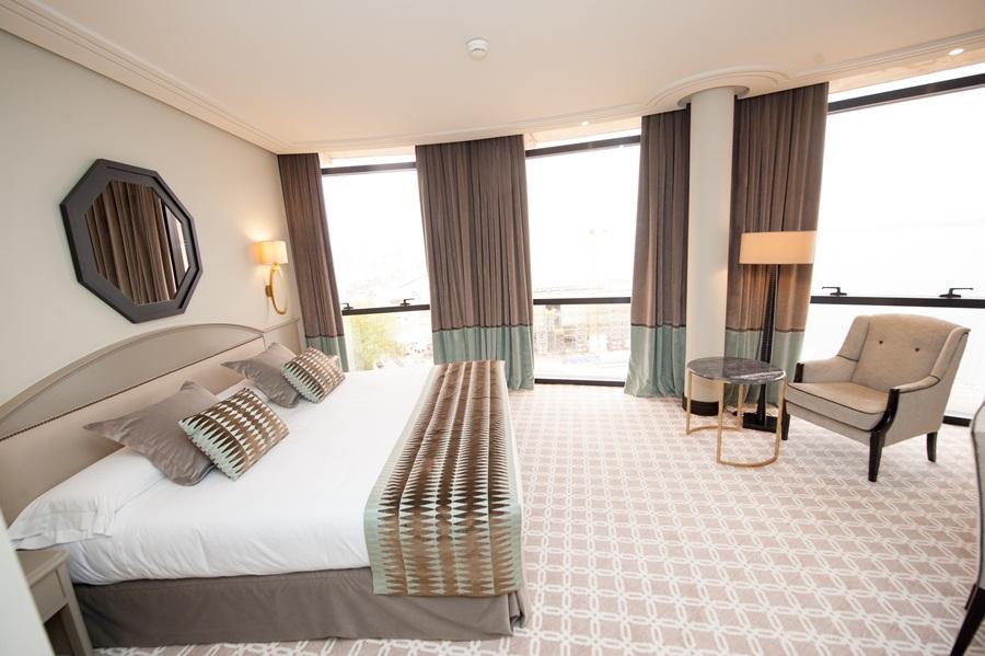 hotel santander de madrid: