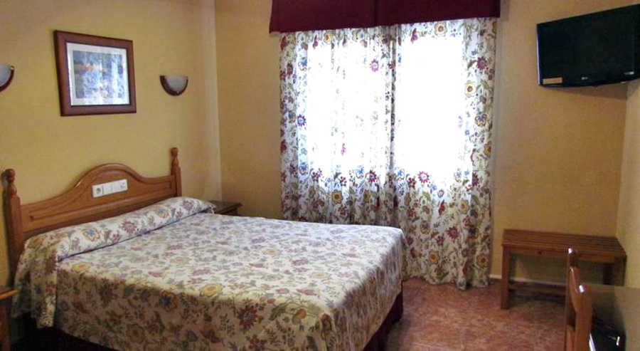 foto del HOTEL ZEUS en MALAGA (MALAGA). ES