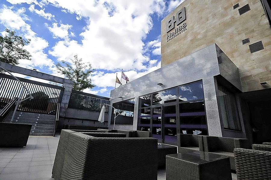 Hotel en salamanca exe hall 88 apartahotel salamanca de for Appart hotel 88 salamanca