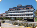 HOTEL SIERRA REAL - Hotel cerca del Estación de Esquí de Cotos