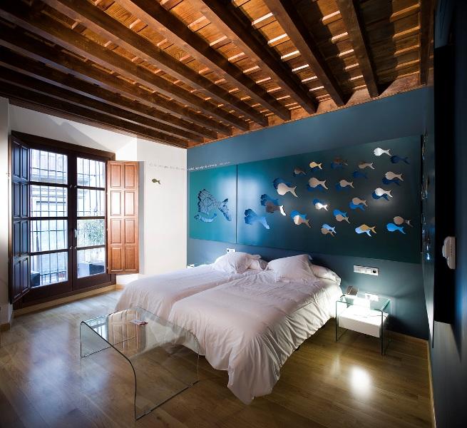 Hotel en granada domus selecta gar anat hotel de for Hoteles con habitaciones familiares en benidorm