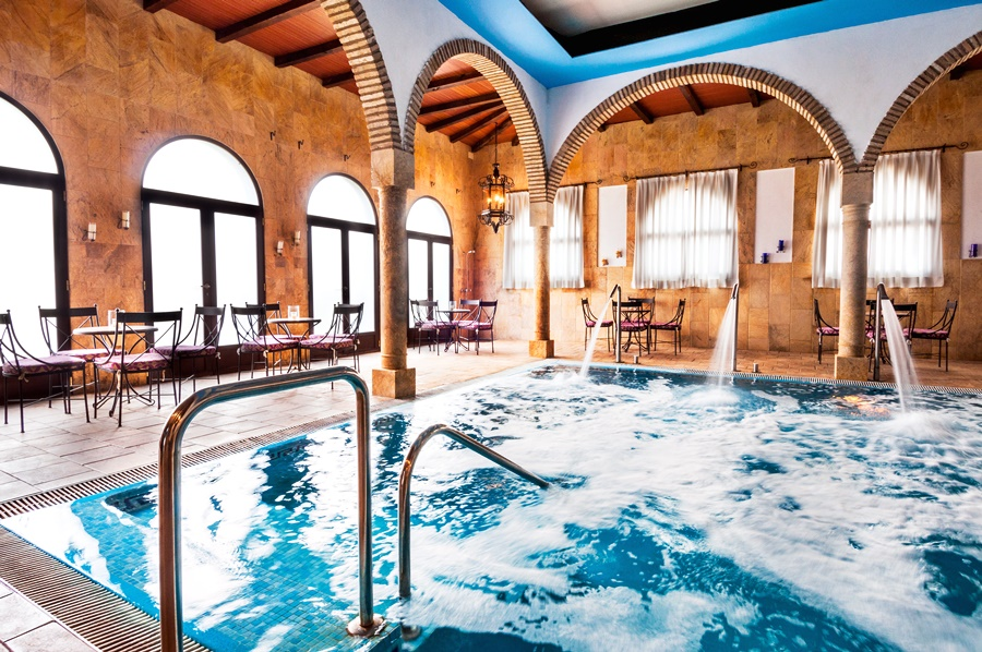 Gran Hotel Marmolejo And Spa