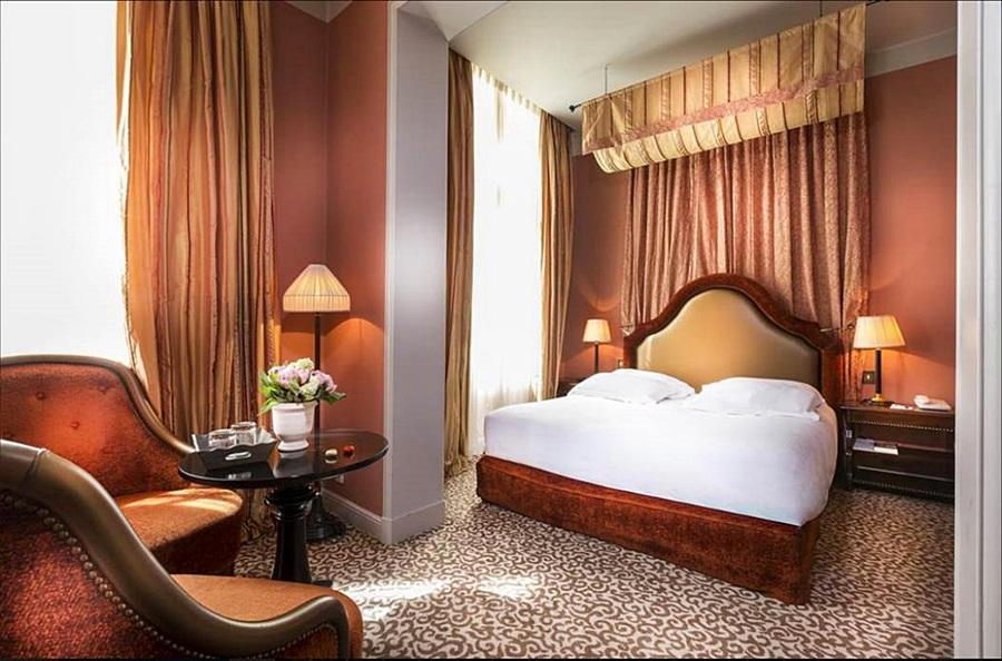 Hotel Odeon Saint Germain