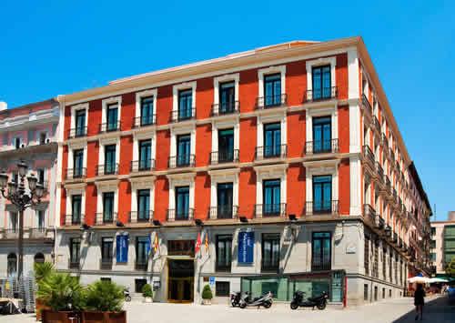PALACIO DE SAN MARTIN - Hotel cerca del Museo Reina Sofía