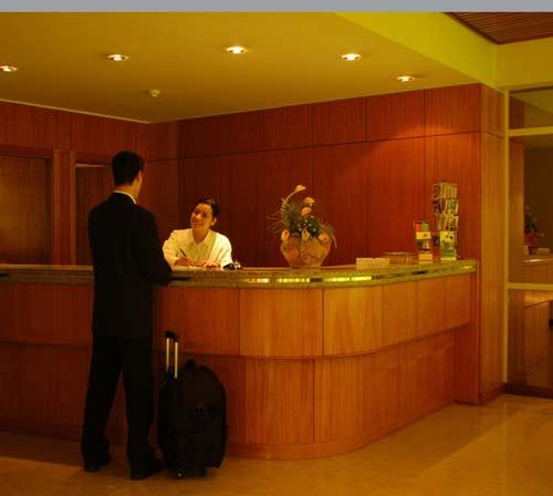 Hotel Paraiso en Aveiro