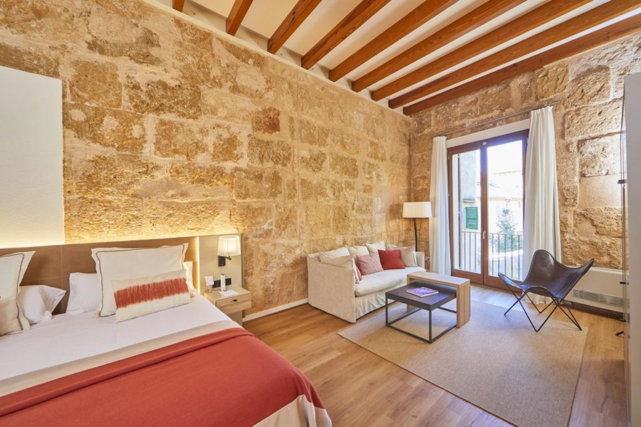 DOMUS SELECTA SANTA CLARA URBAN HOTEL & SPA - Hotel cerca del Aeropuerto de Mallorca Son Bonet